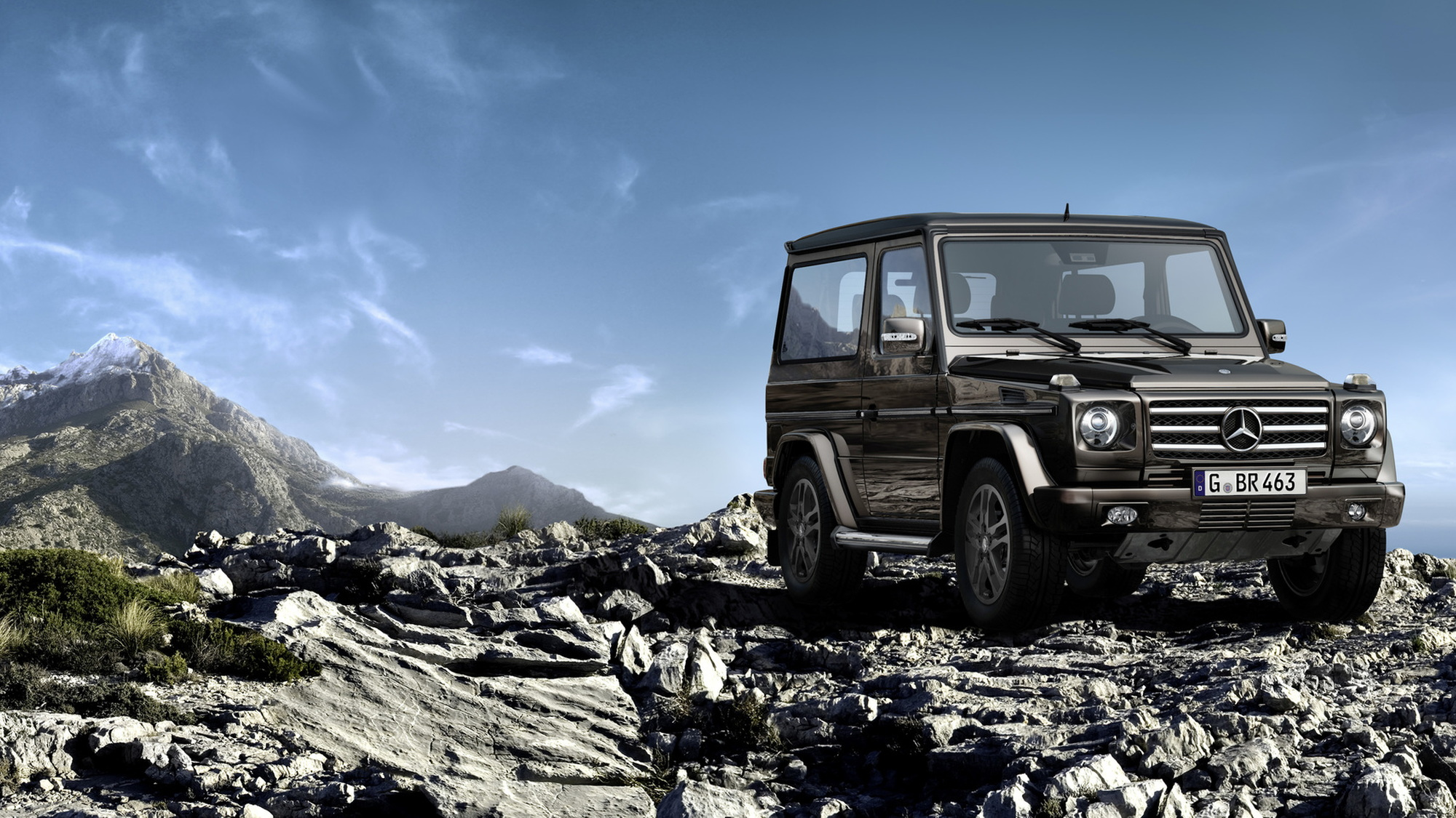 Mercedes-Benz G-Class BA3 Final Edition and Edition Select