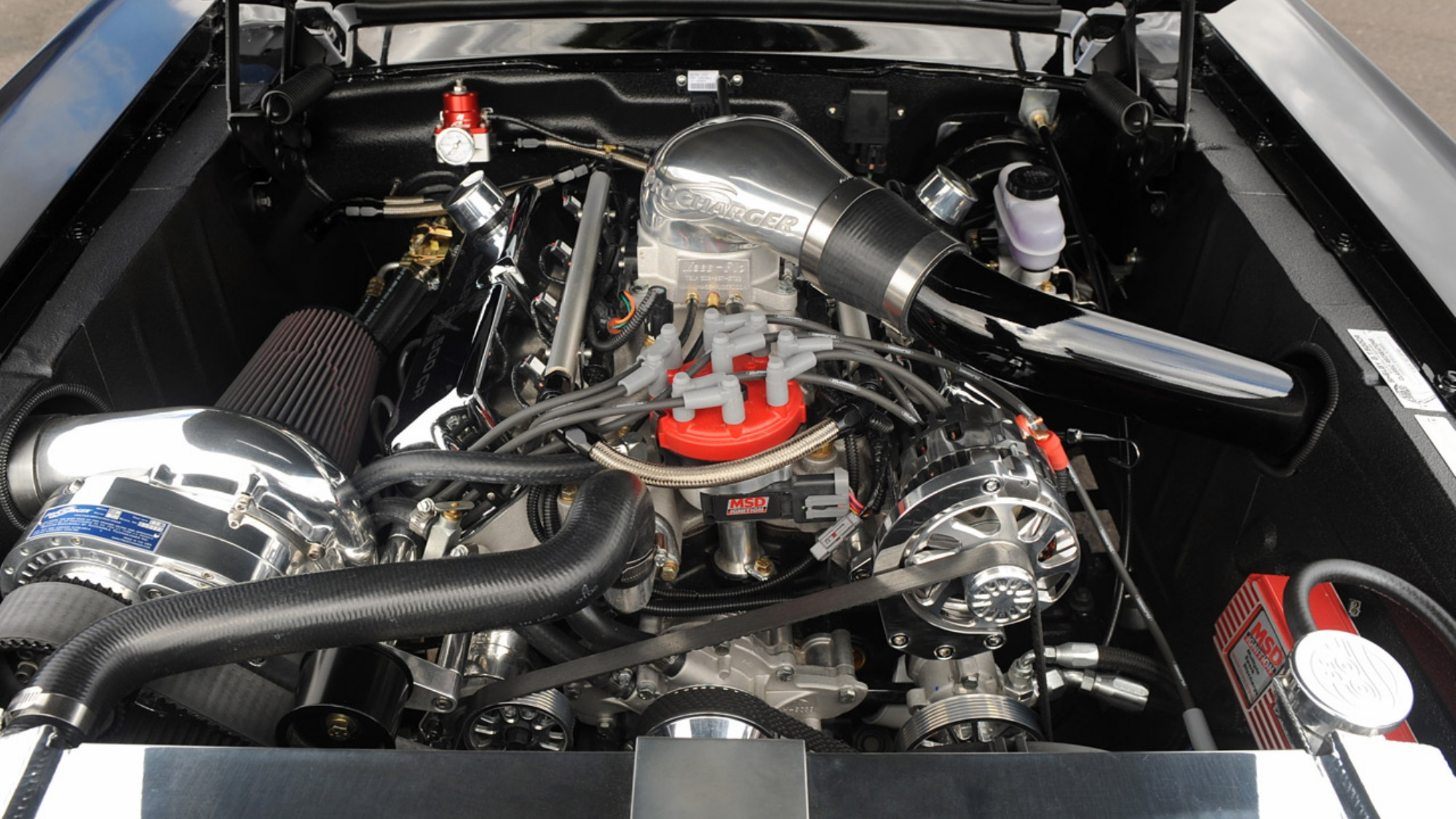 Shelby GT500CR Venom