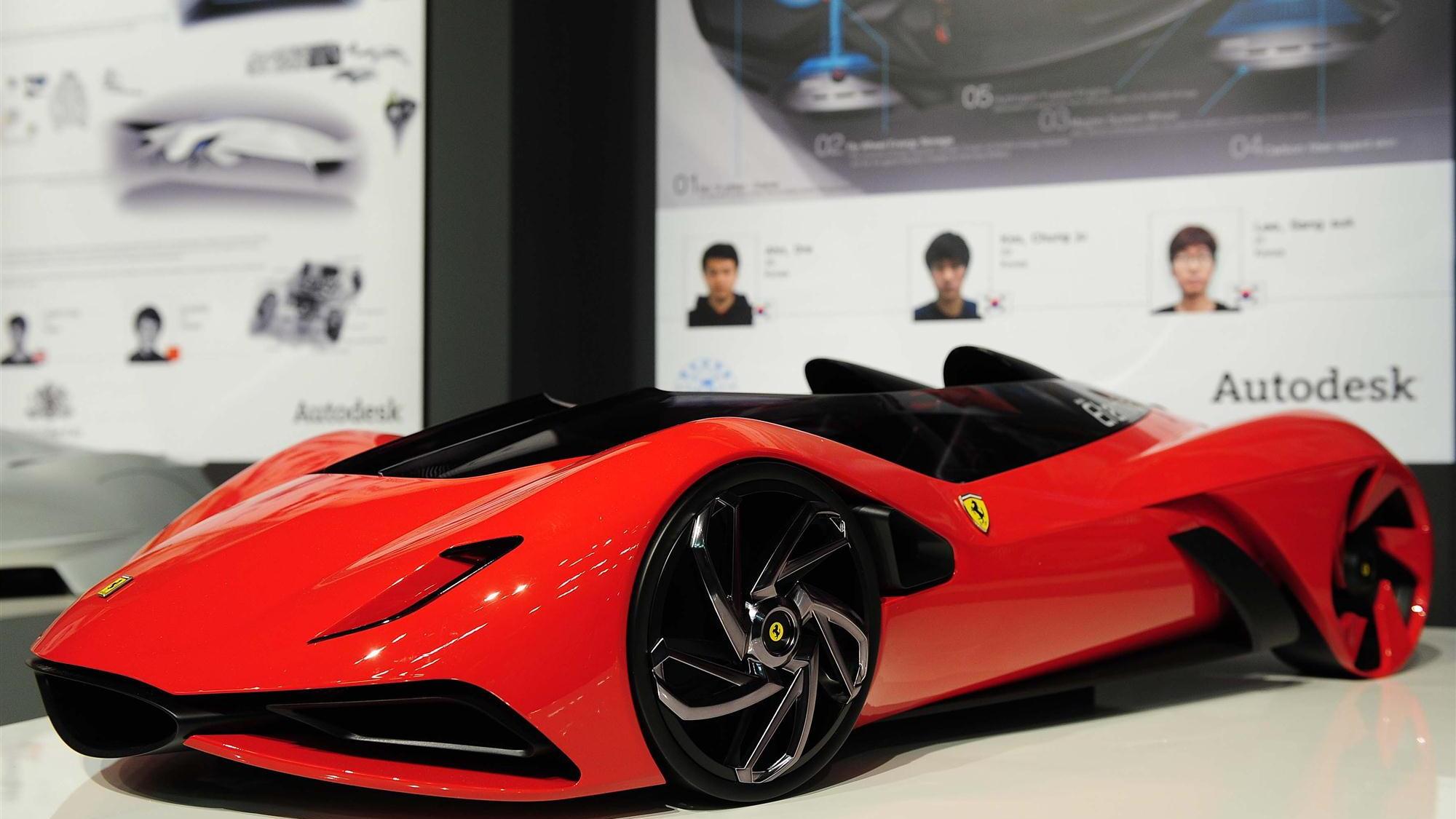 Ferrari World Design Contest, 2011