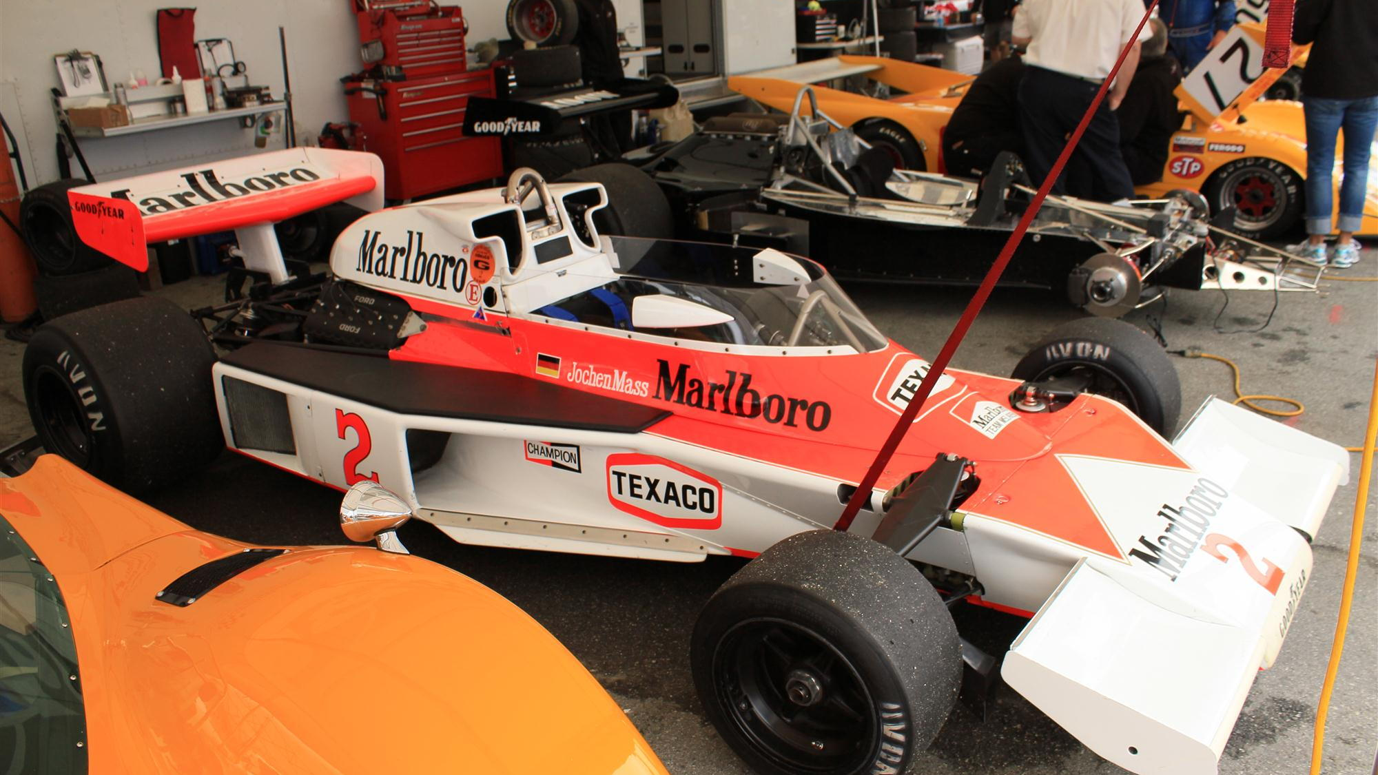 The Paddock: 2011 Monterey Motorsports Reunion