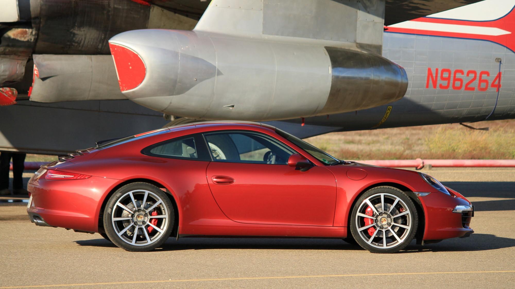 2012 Porsche 911 first drive