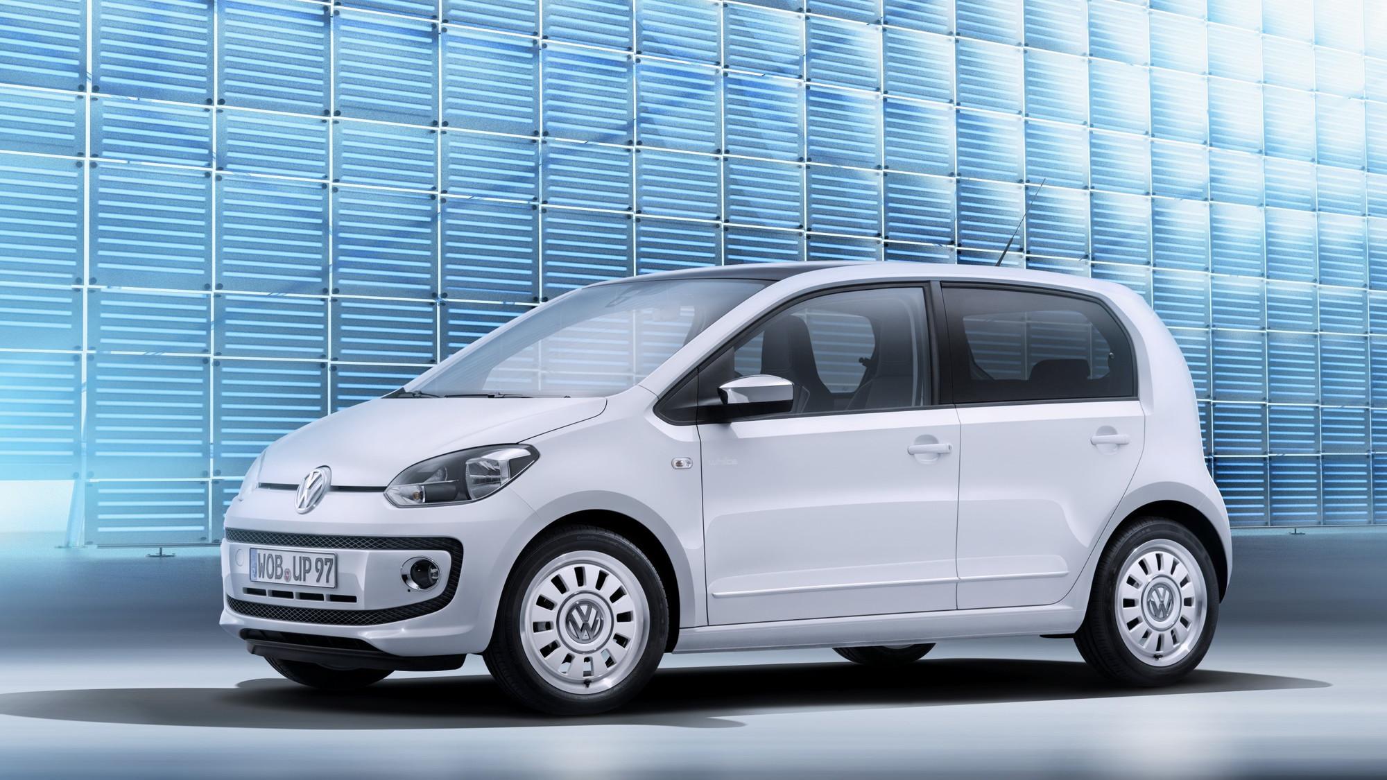 Volkswagen up! five-door