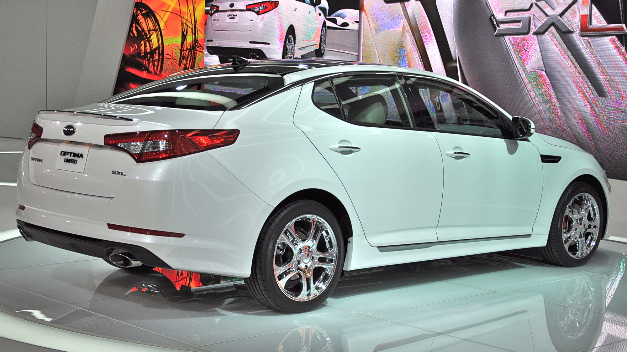 2012 Kia Optima SX Limited