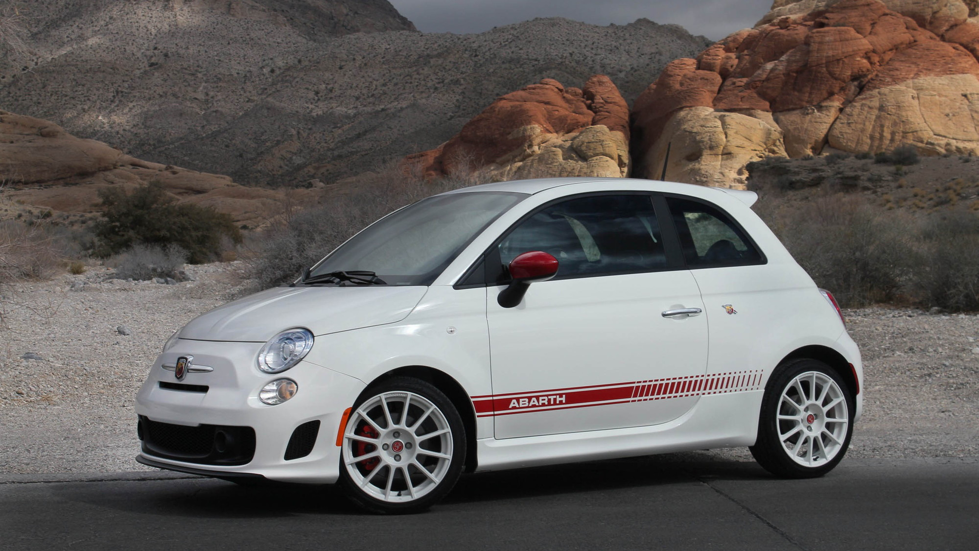 2012 Fiat 500 Abarth first drive