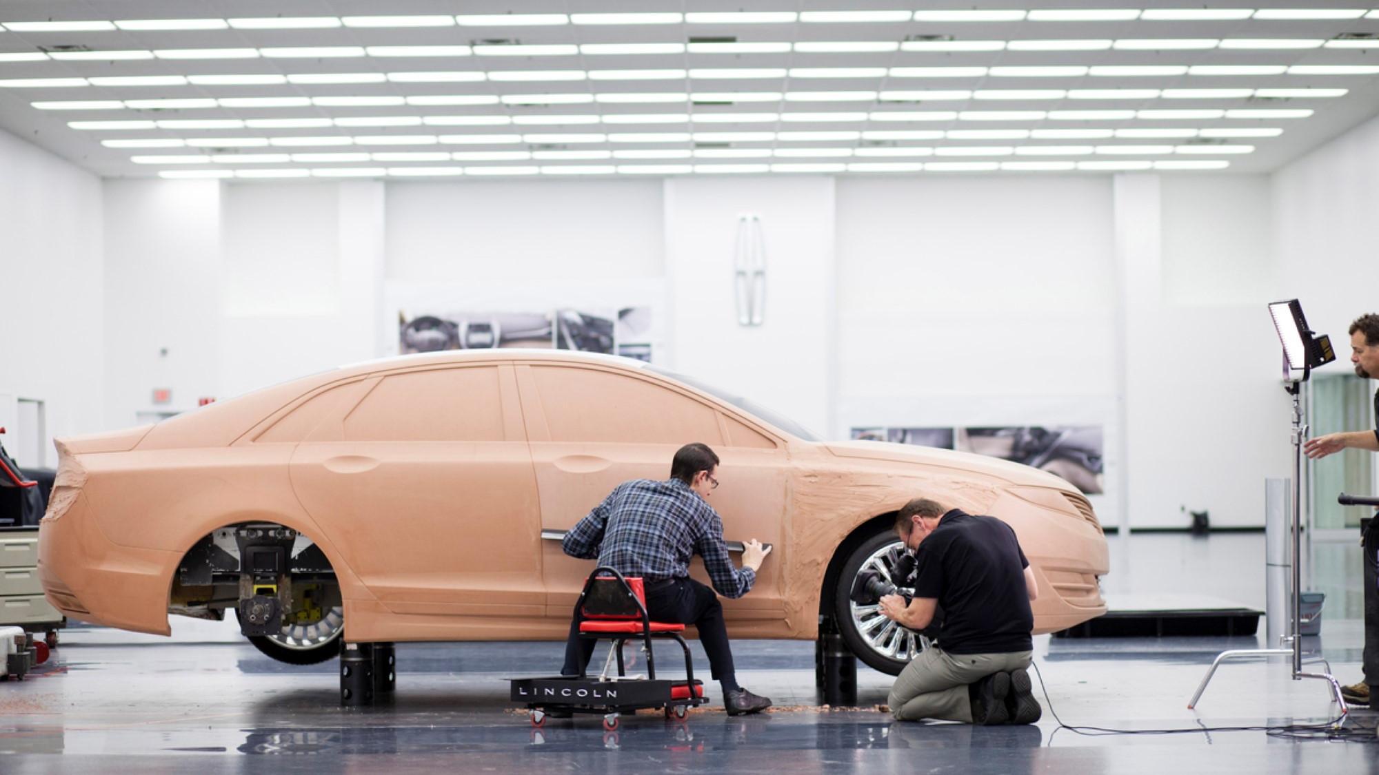 Lincoln opens new Design Center