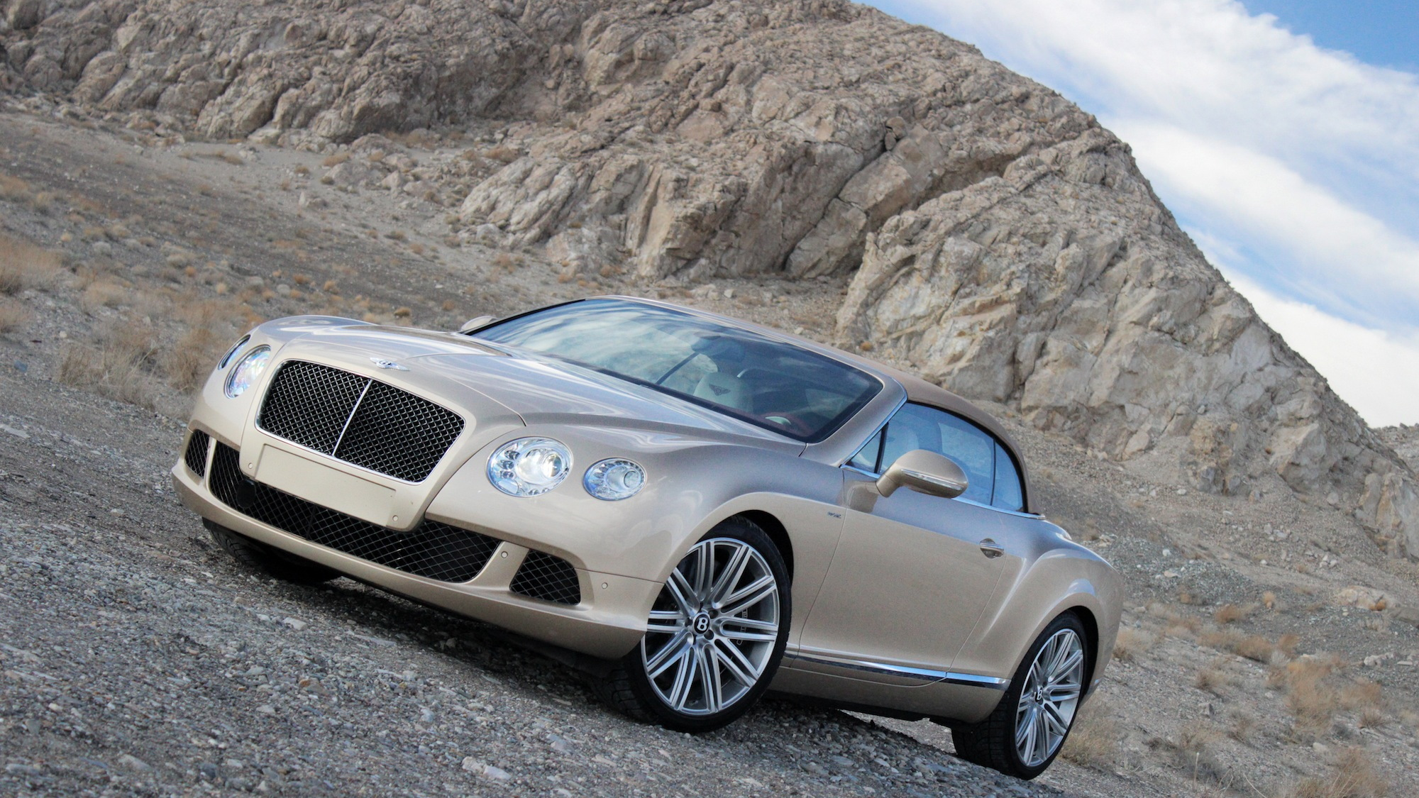 2013 Bentley Continental GT Speed Convertible first drive