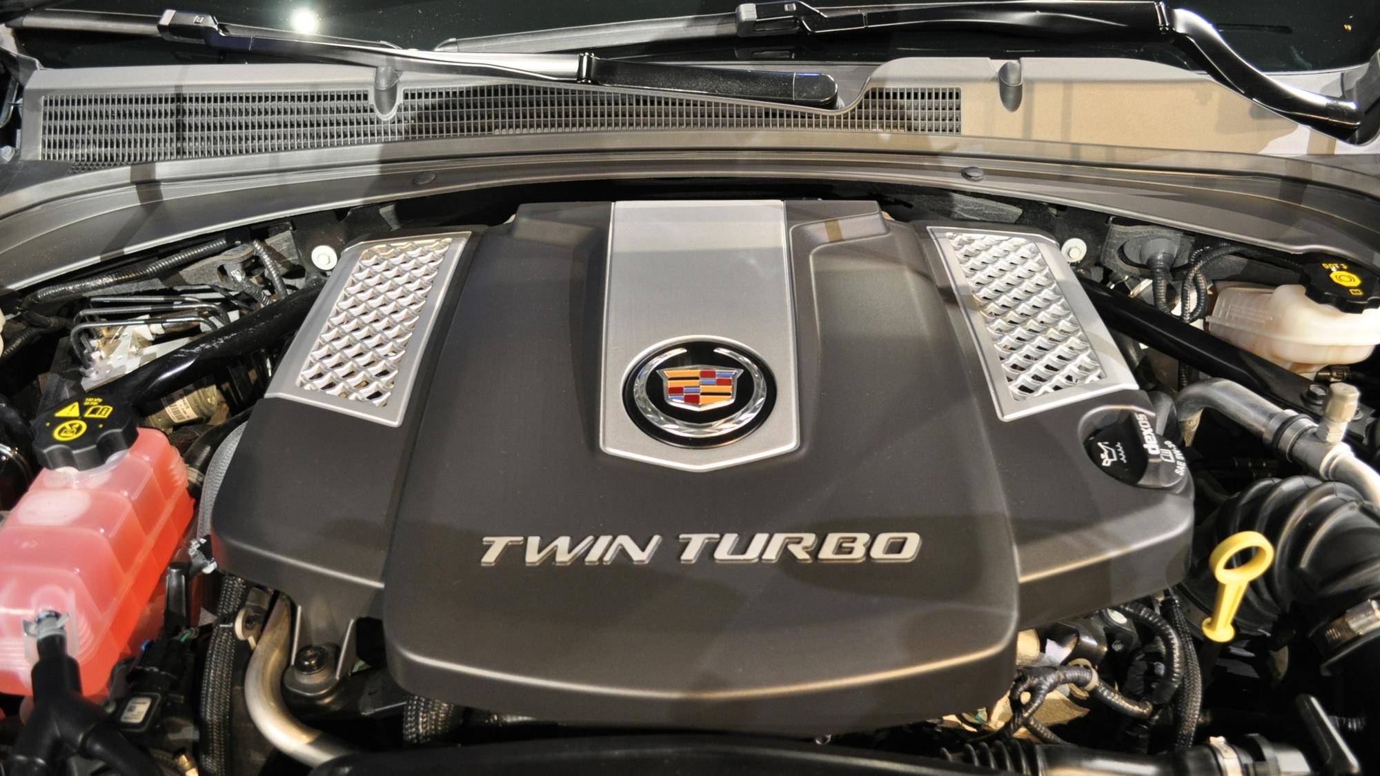 2014 Cadillac CTS Live Photos