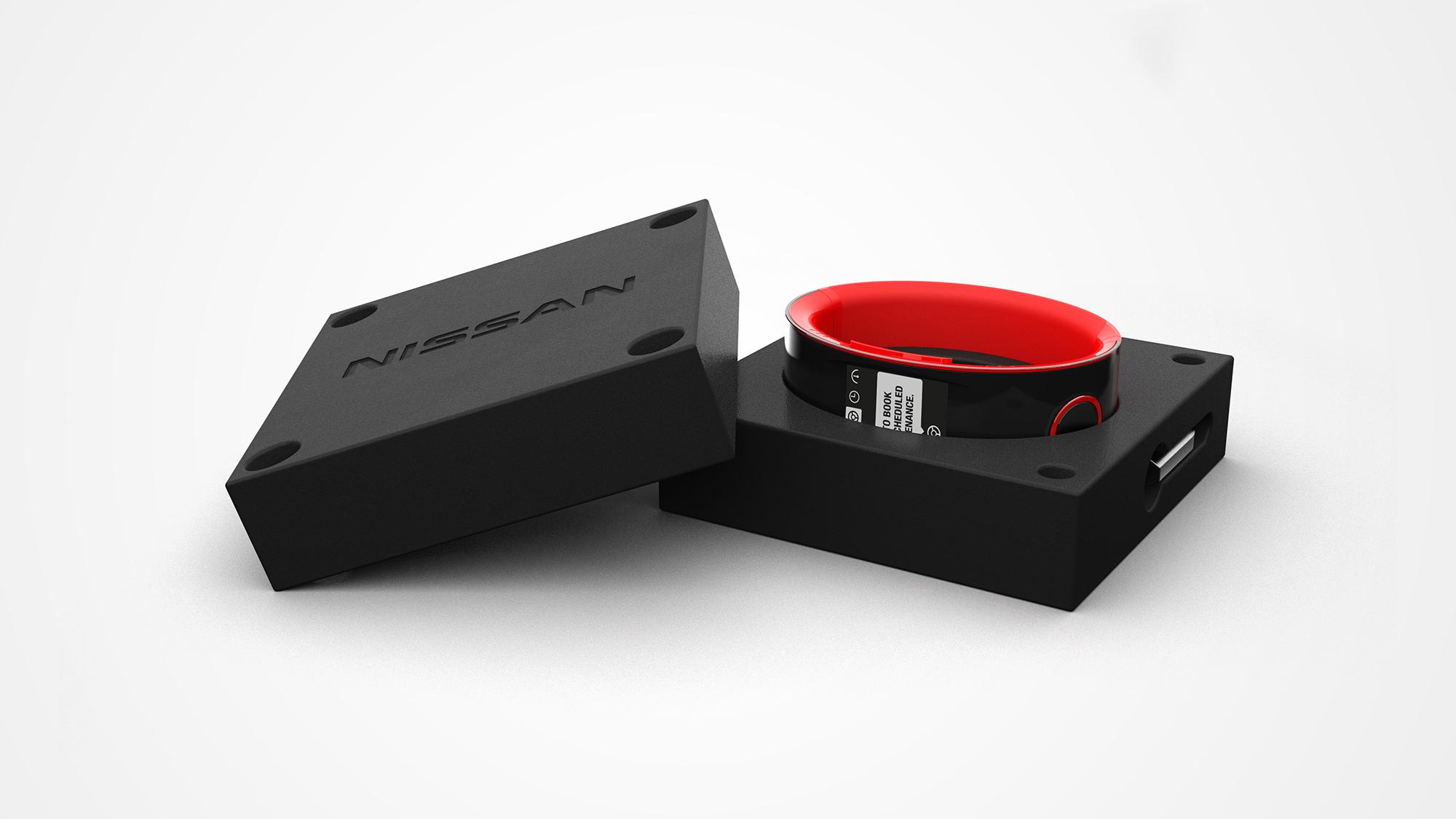 Nissan NISMO Smart Watch