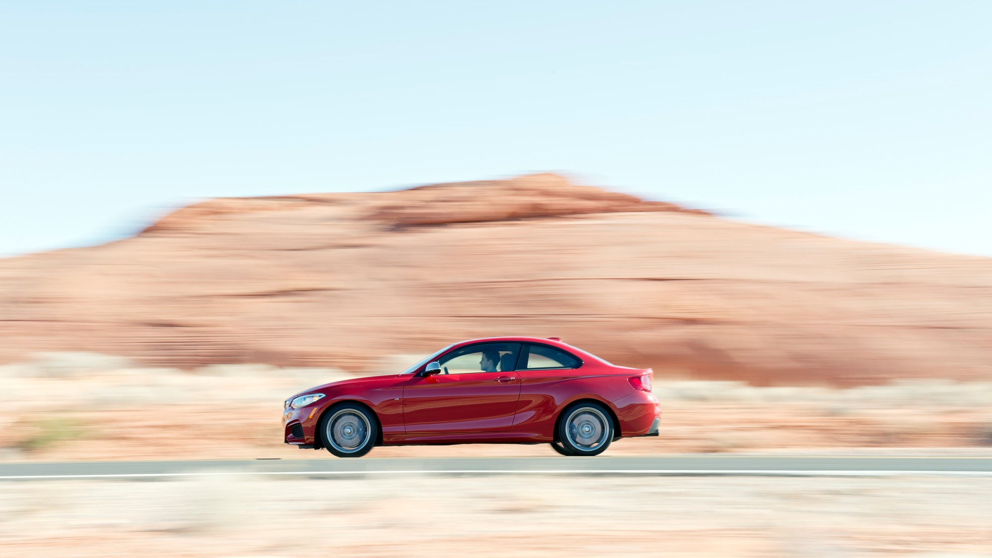 2014 BMW M235i first drive, Las Vegas Motor Speedway