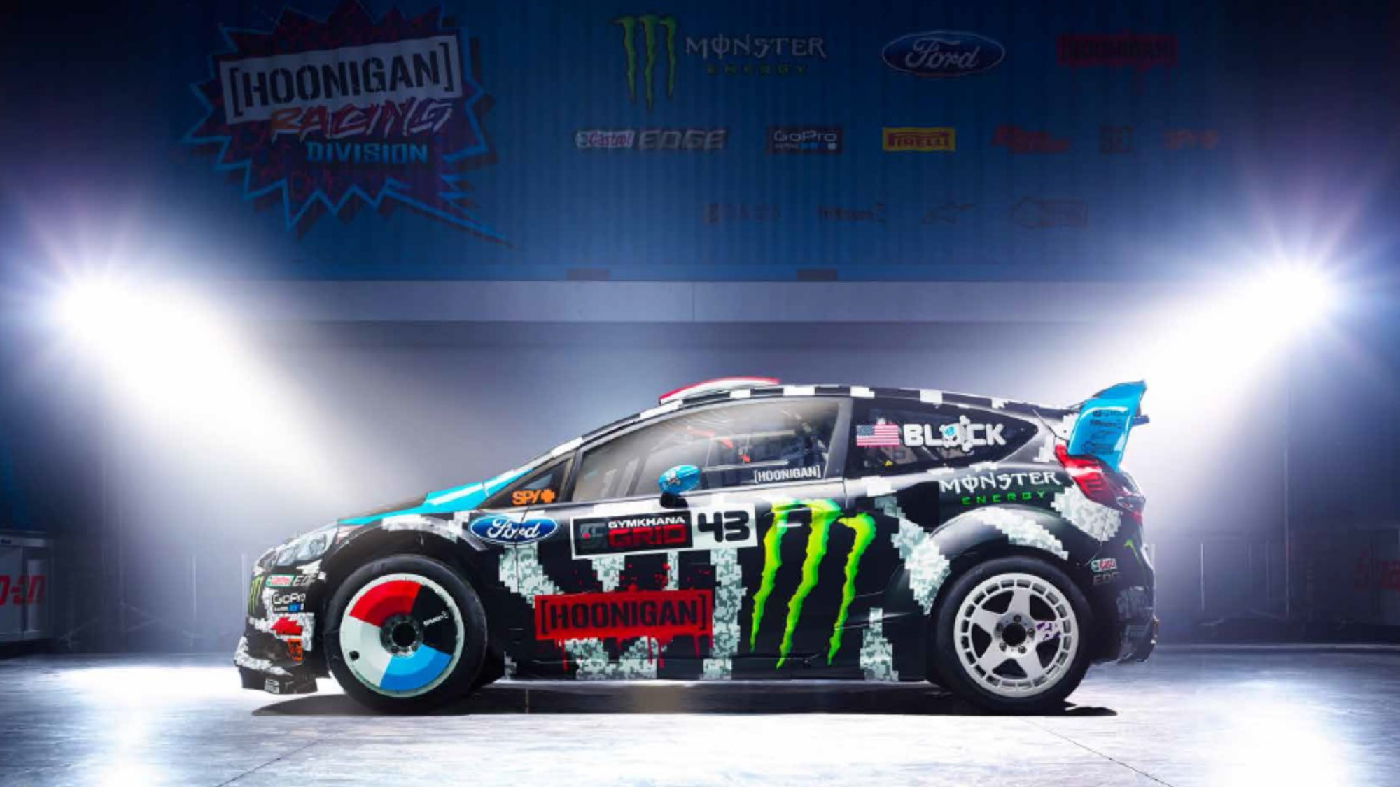 Ken Block to race World Rallycross