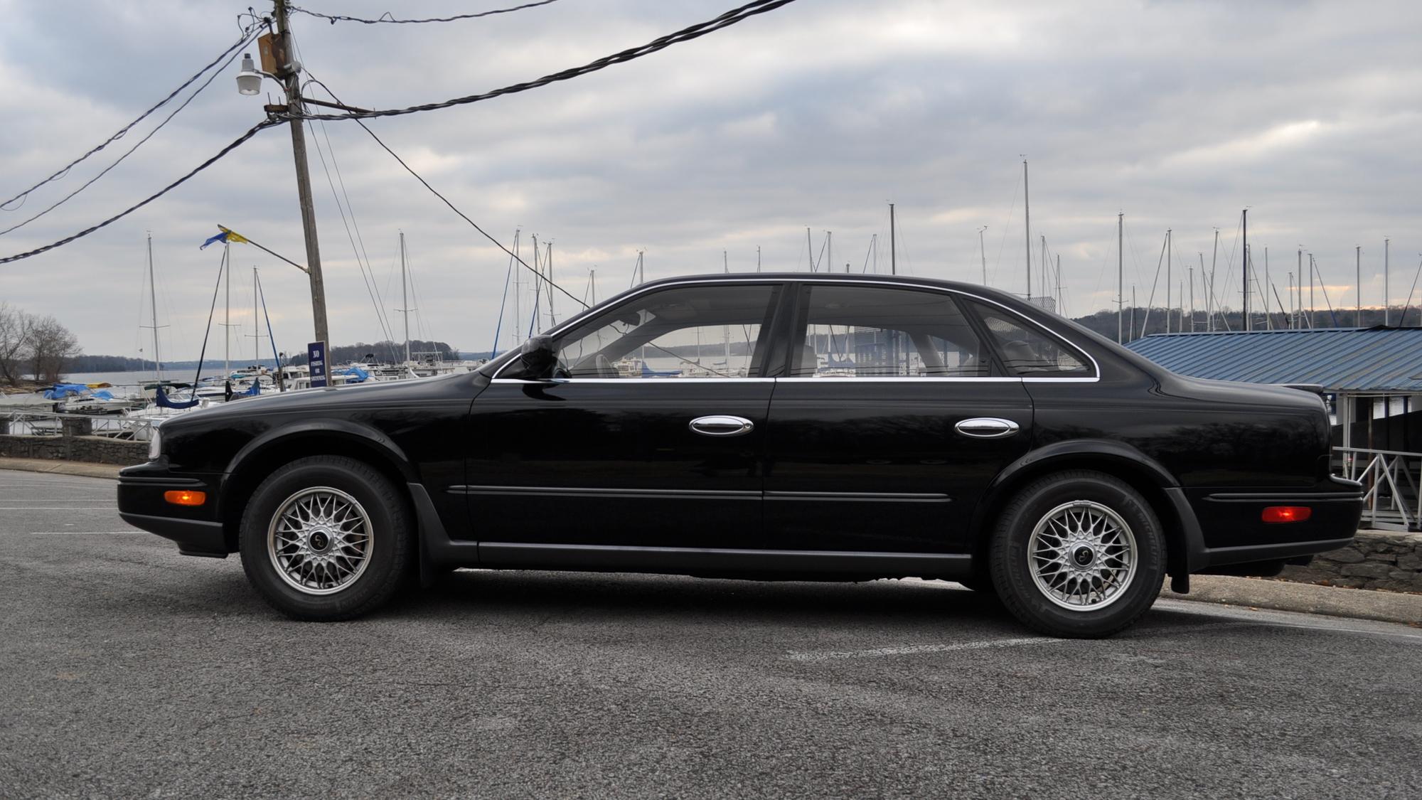 1992 Infiniti Q45