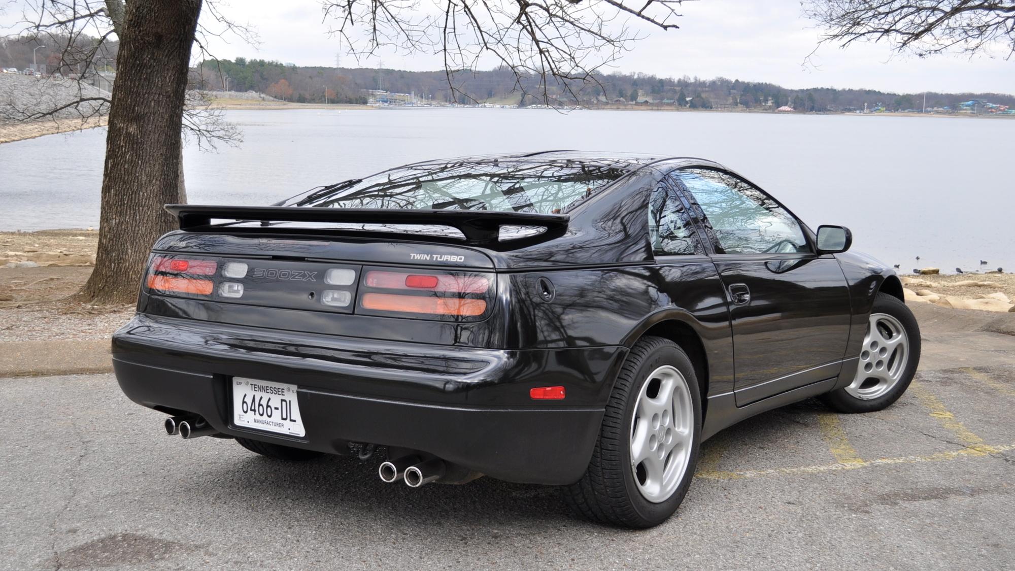 1996 Nissan 300ZX Twin-Turbo