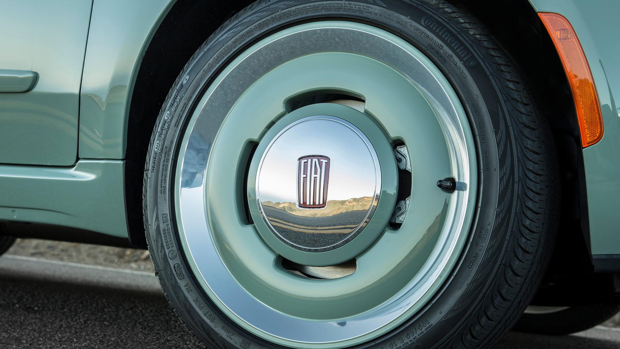 2015 Fiat 500 1957 Edition Cabrio