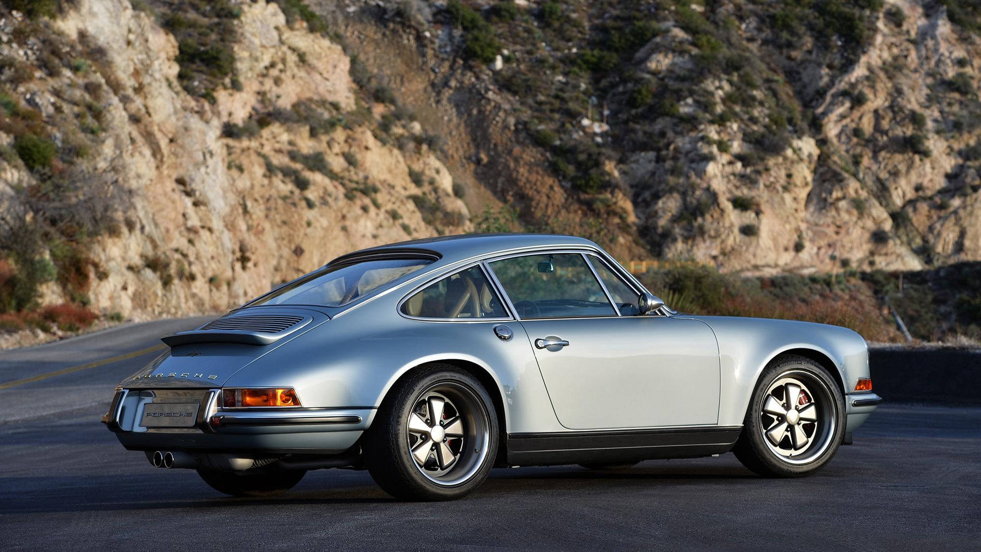 1990 Porsche 911 By Singer