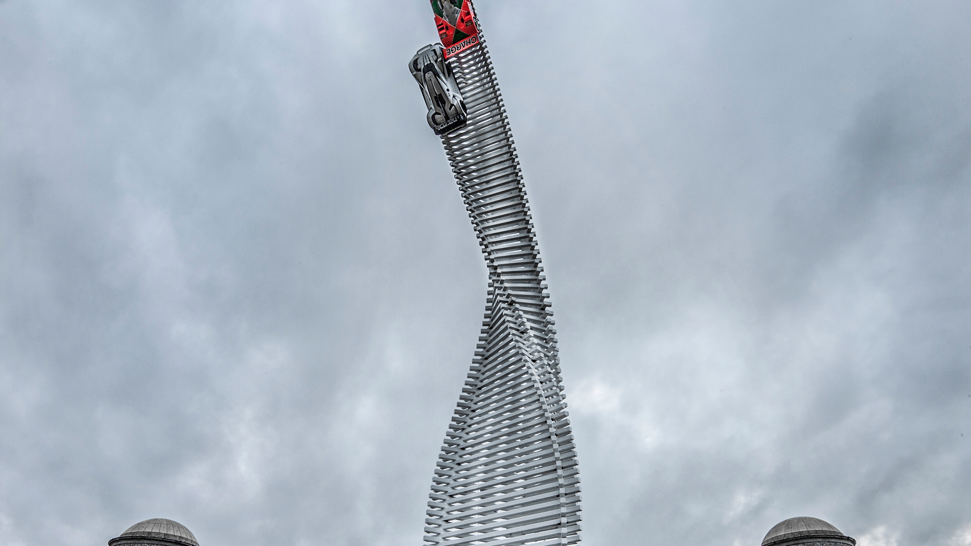 2015 Goodwood Festival of Speed Central Feature honors Mazda's motorsports heritage