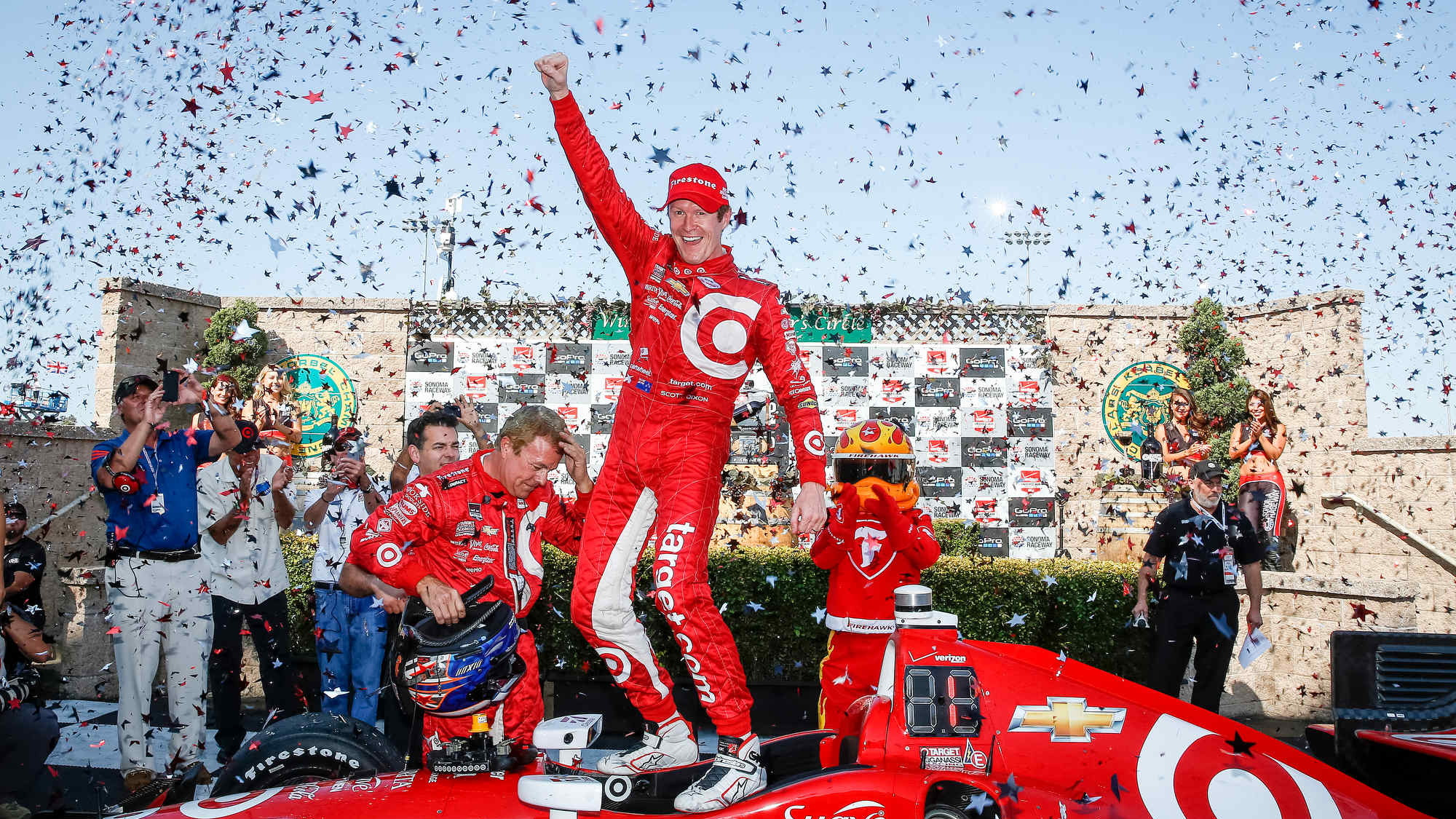 Scott Dixon Wins Fourth IndyCar Championship