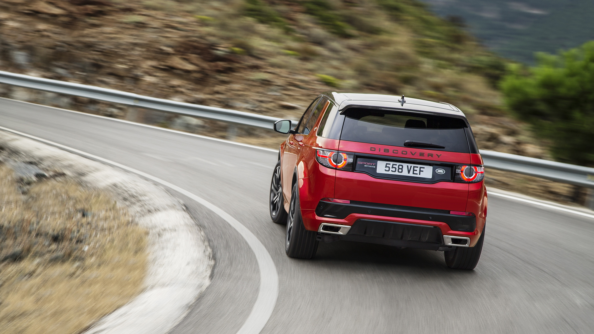 2017 Land Rover Discovery Sport Hse Lux >> 2017 Land Rover Discovery Sport preview