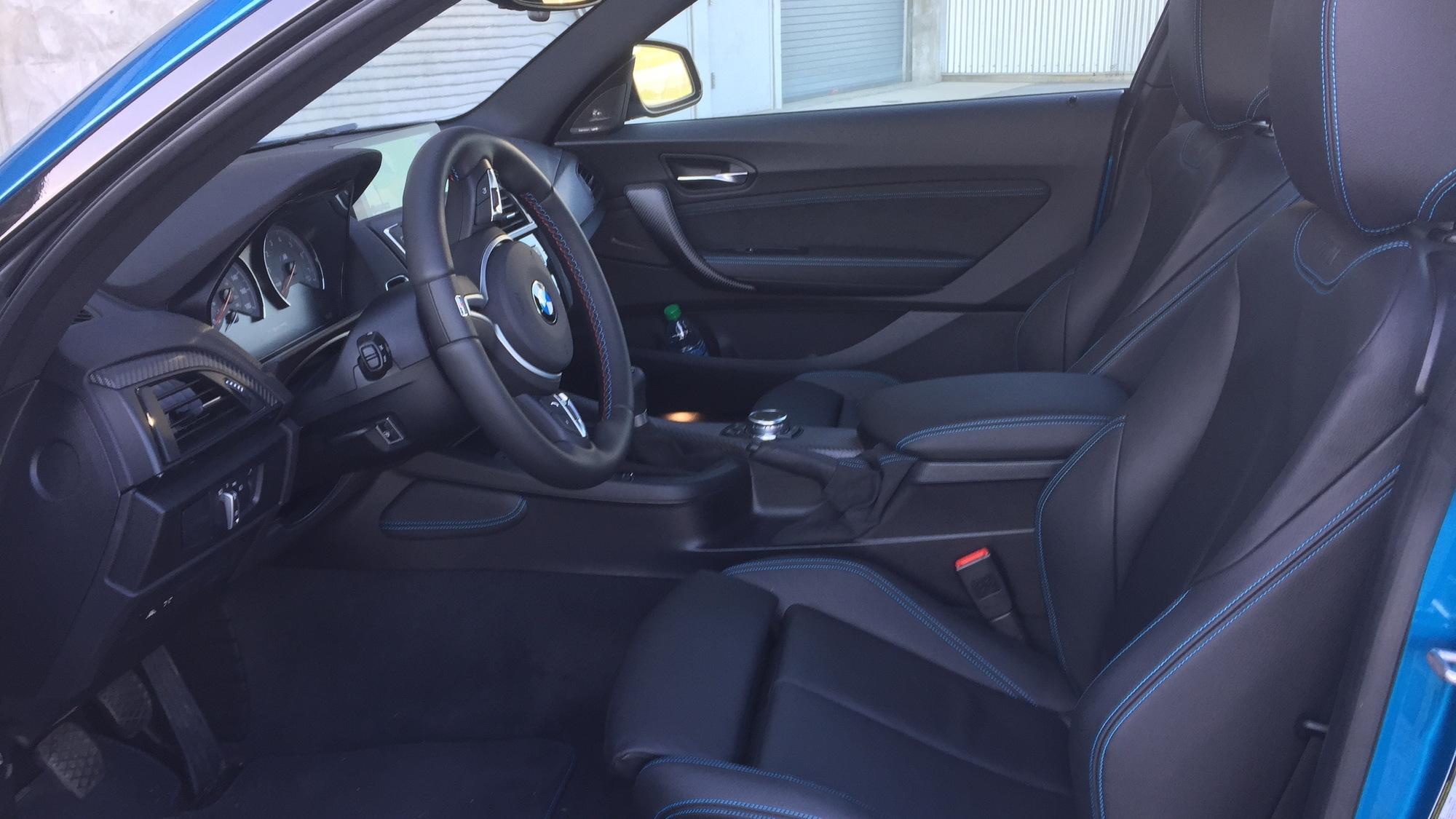 2016 BMW M2  -  First Drive
