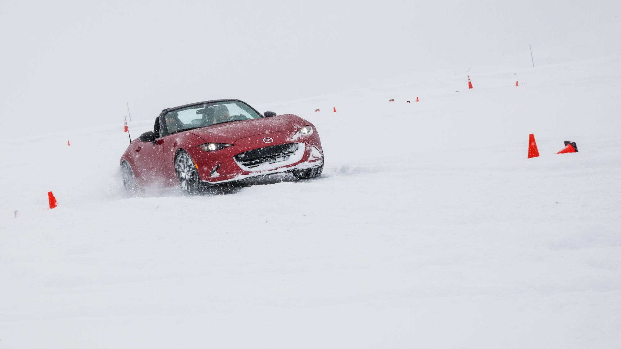 2016 Mazda MX-5 Miata, 2016 Mazda Ice Academy
