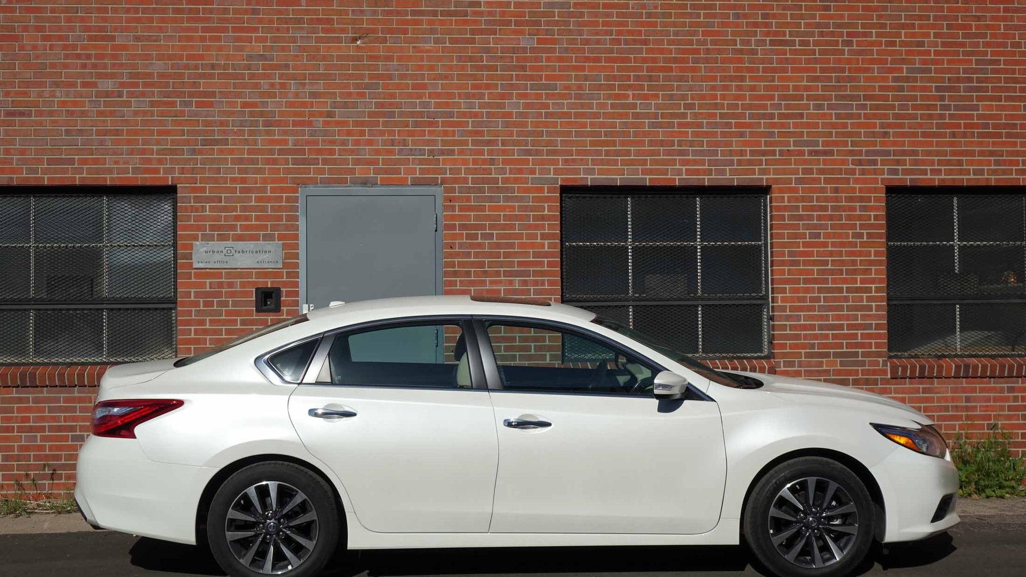 2016 Nissan Altima 2.5SL