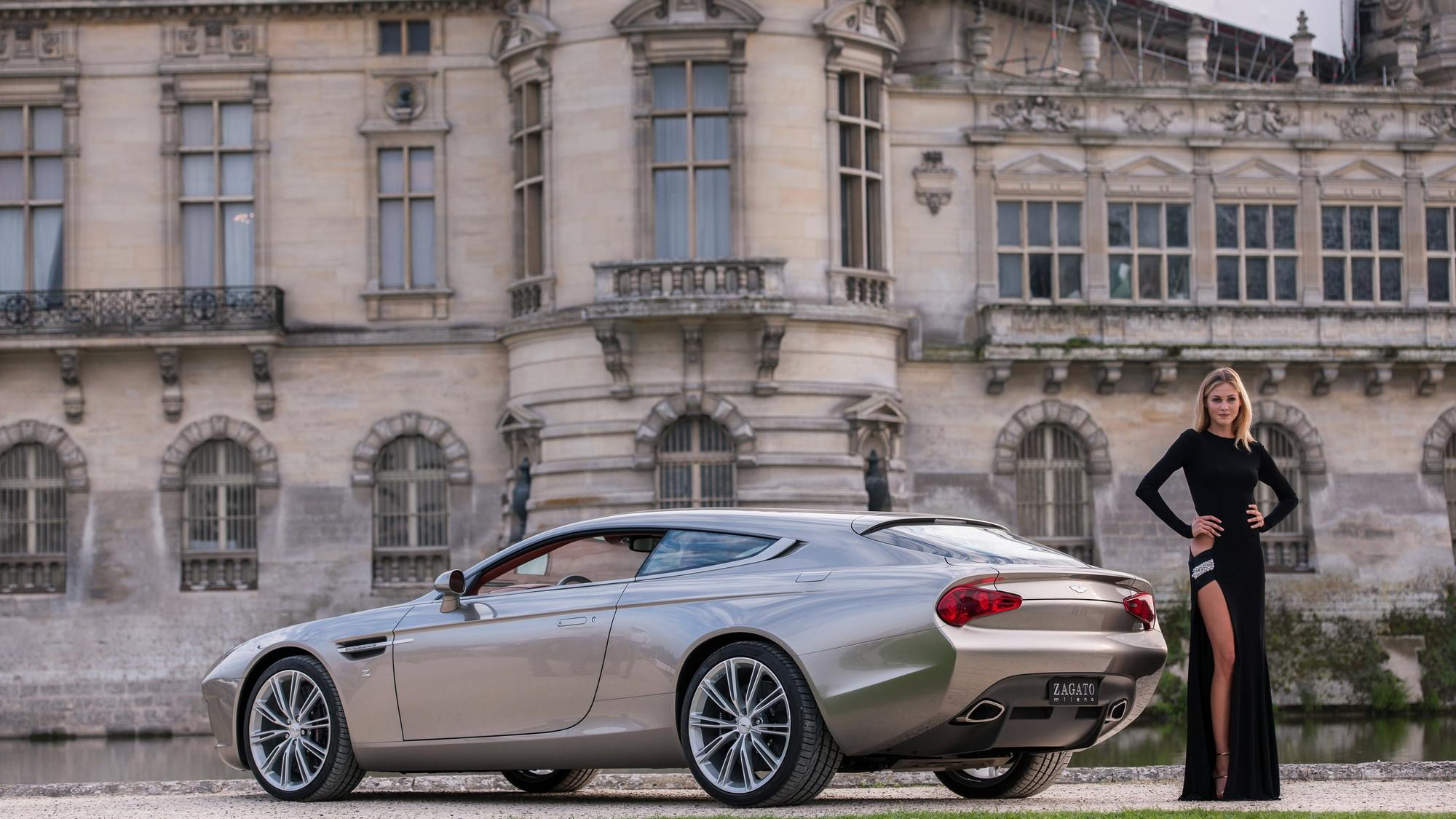 2014 Aston Martin Virage Shooting Brake