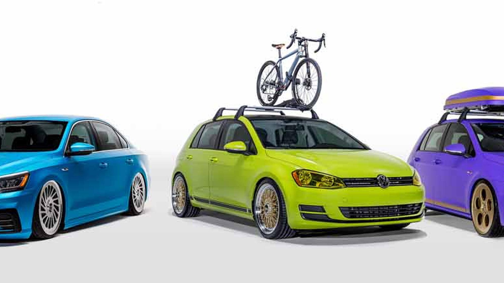 Volkswagen Enthusiast Models