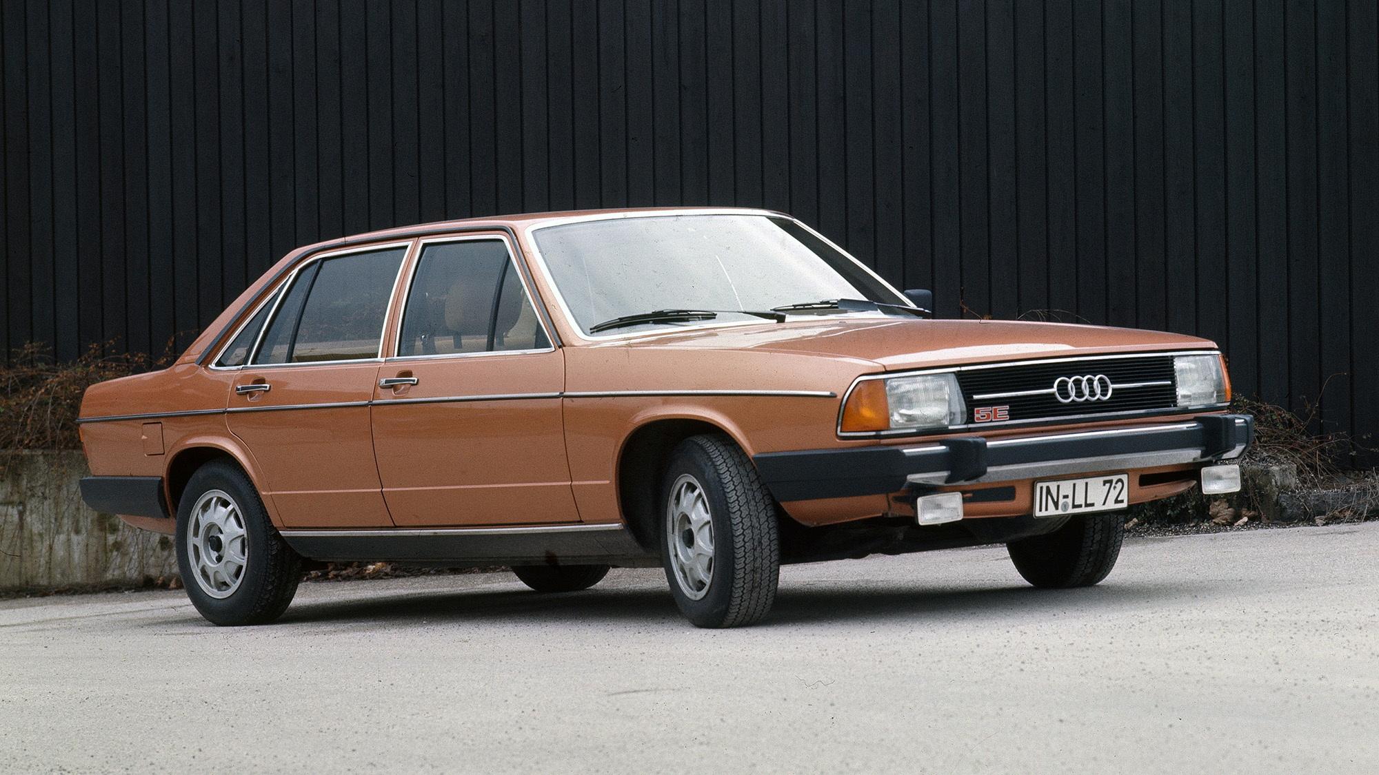1979 Audi 100 GLS 5E