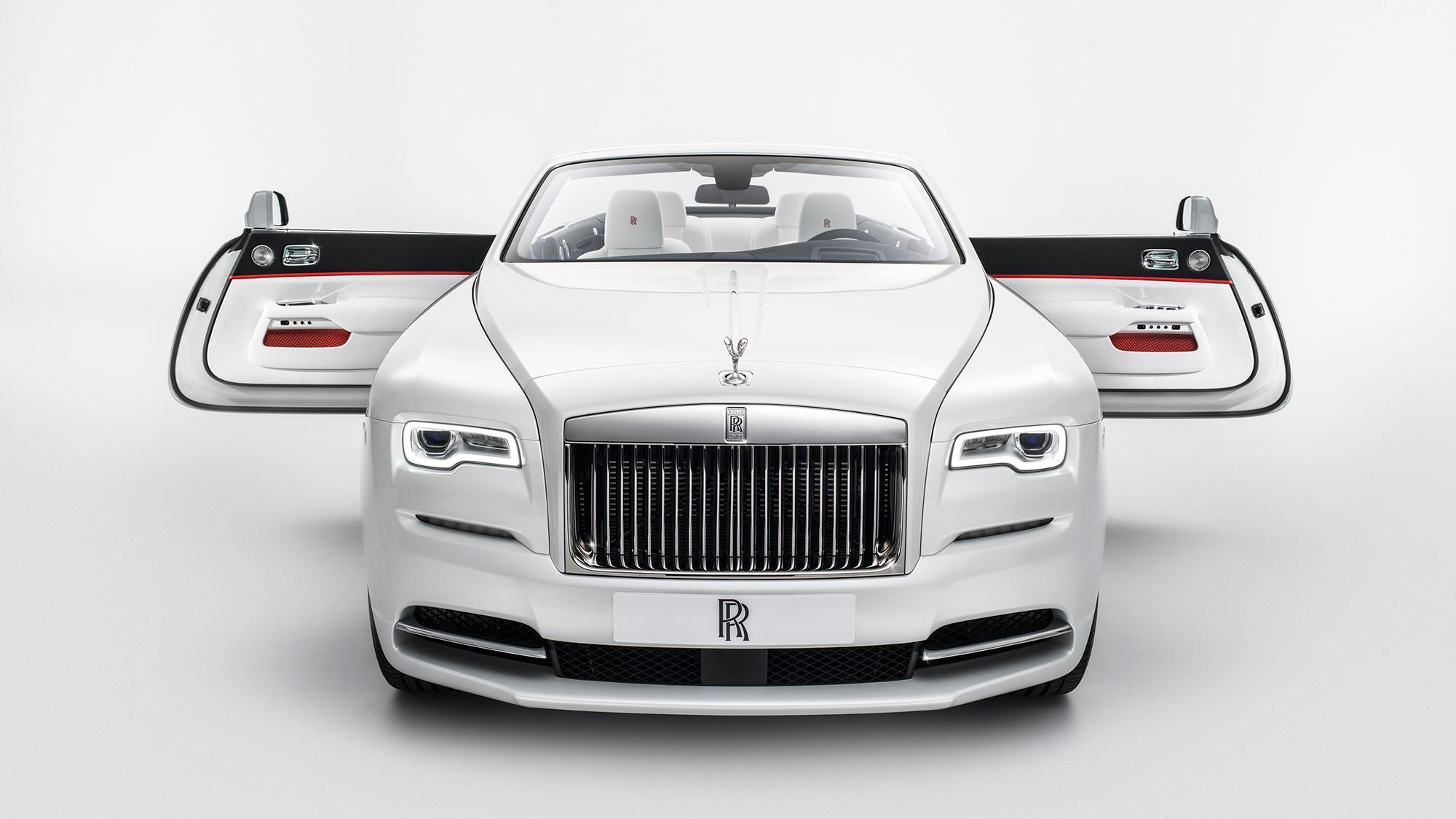 Rolls-Royce Dawn Inspired by Fashion