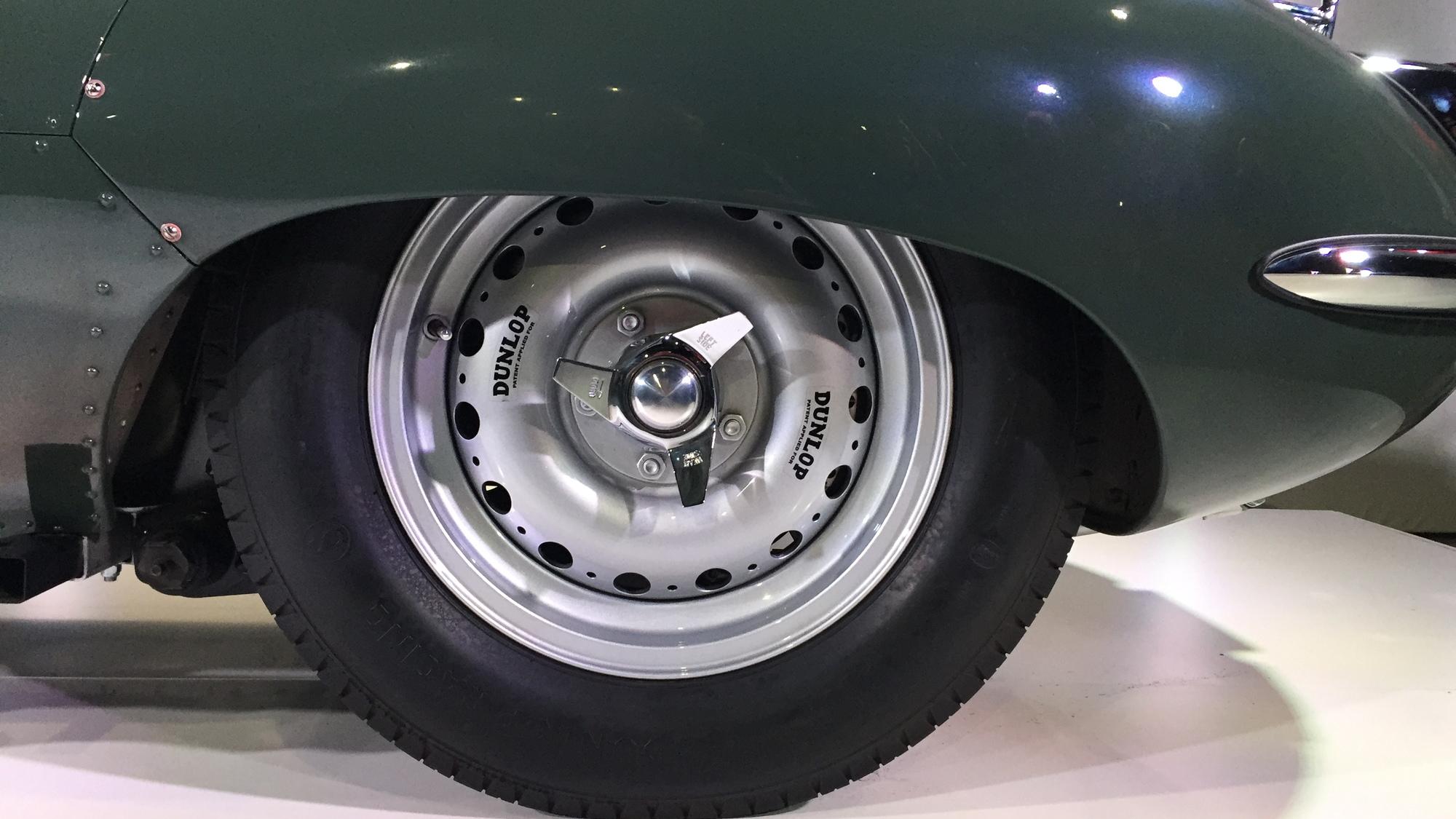 1957 Jaguar XKSS continuation model