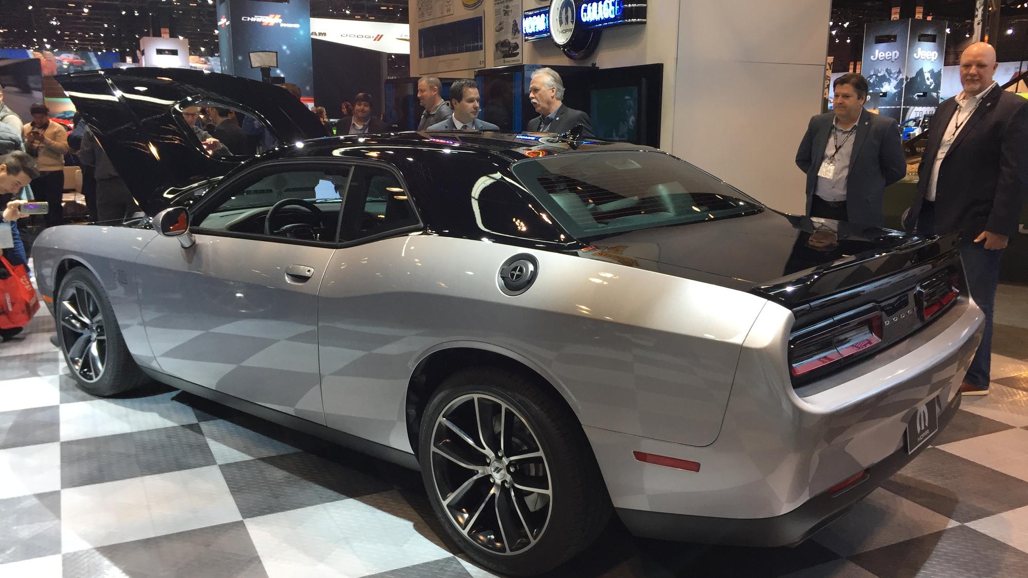 Mopar '17, 2017 Chicago auto show