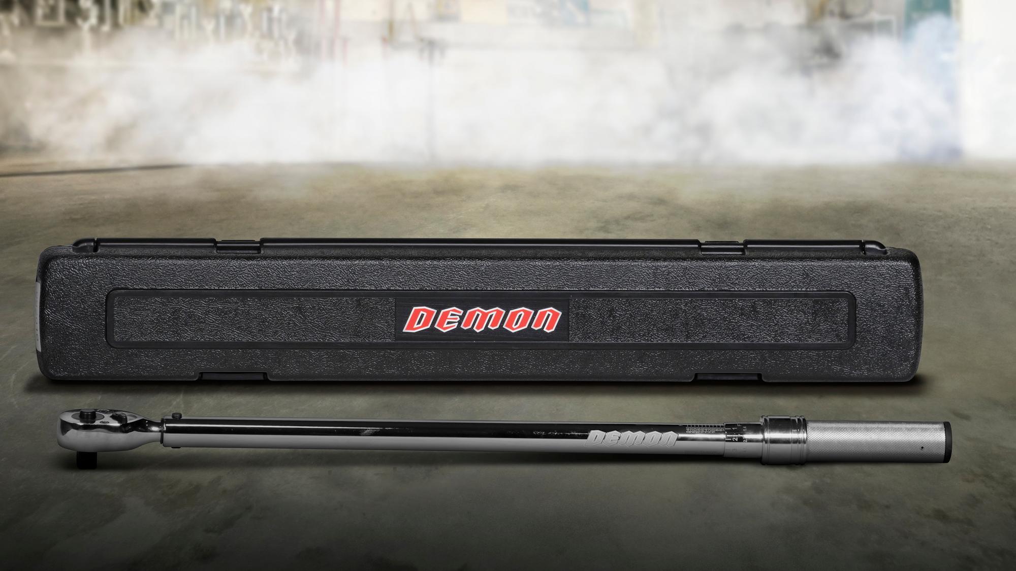 Dodge Demon Crate torque wrench