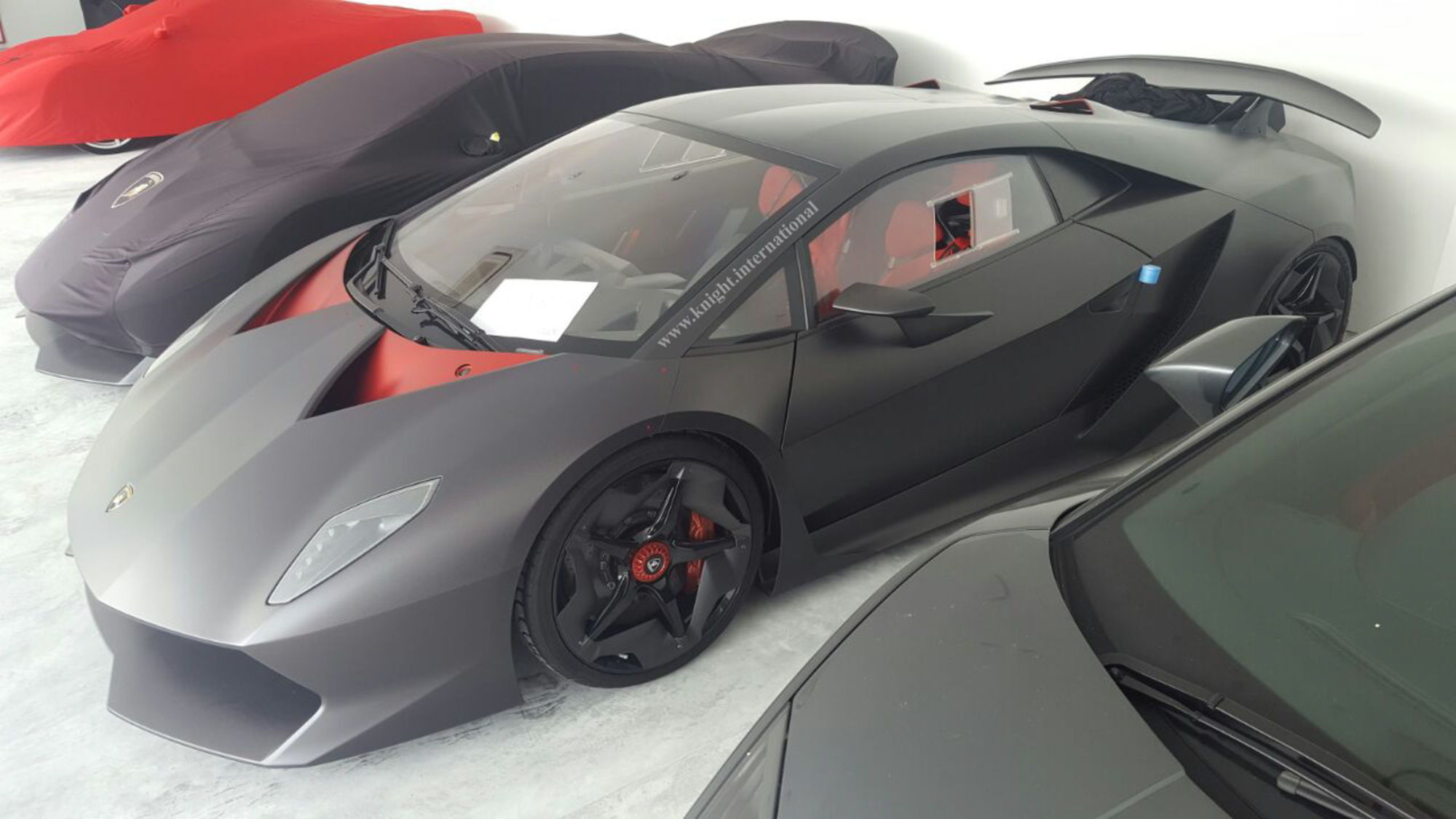 Lamborghini Sesto Elemento for sale with no miles