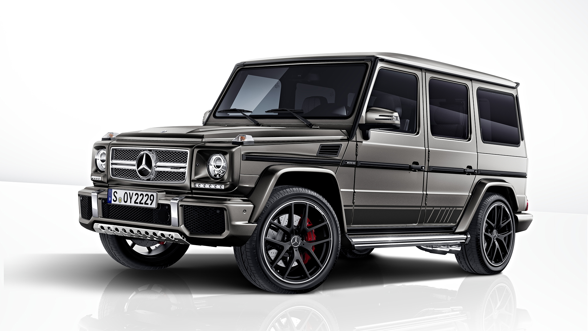 Mercedes-AMG G 65 Exclusive Edition