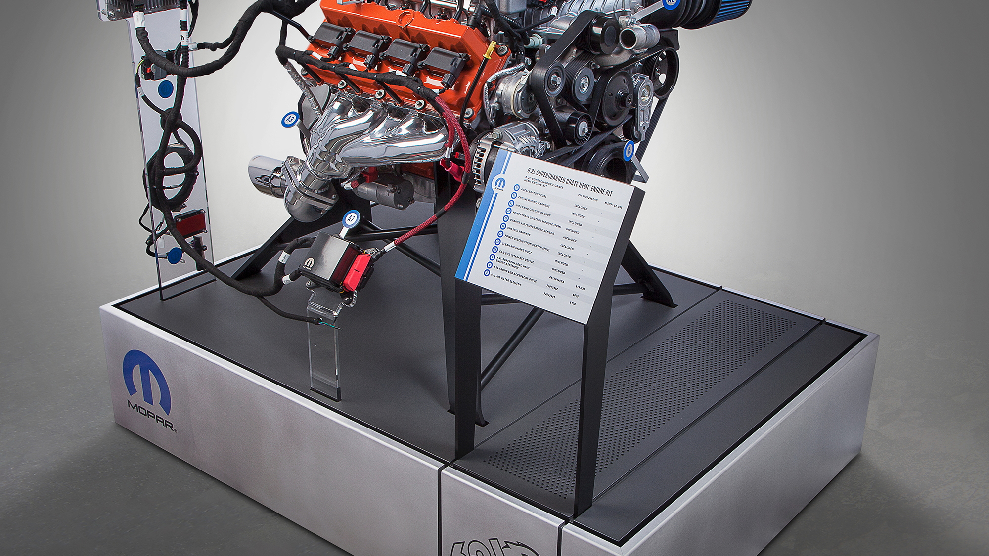 Hellcat crate engine can be had for big discount
