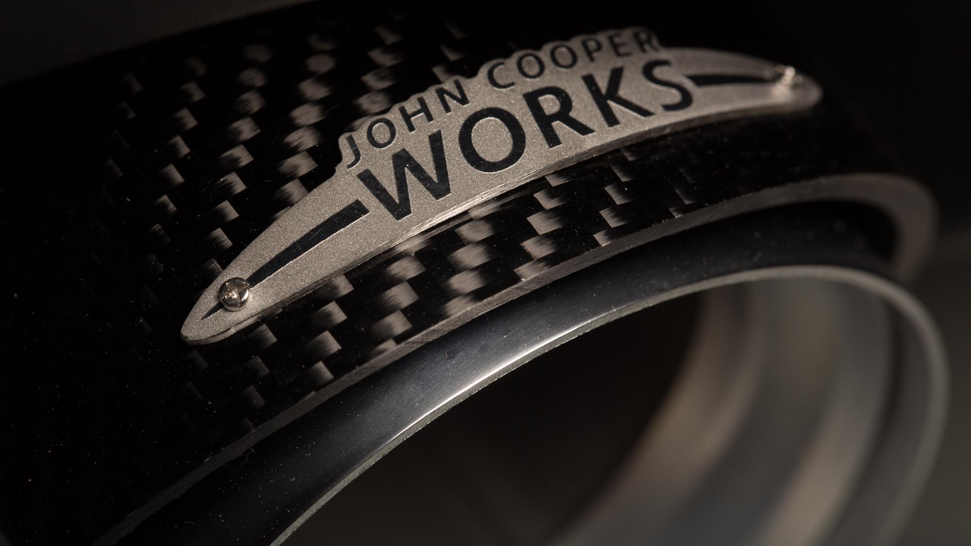 the MINI John Cooper Works Tuning Kit