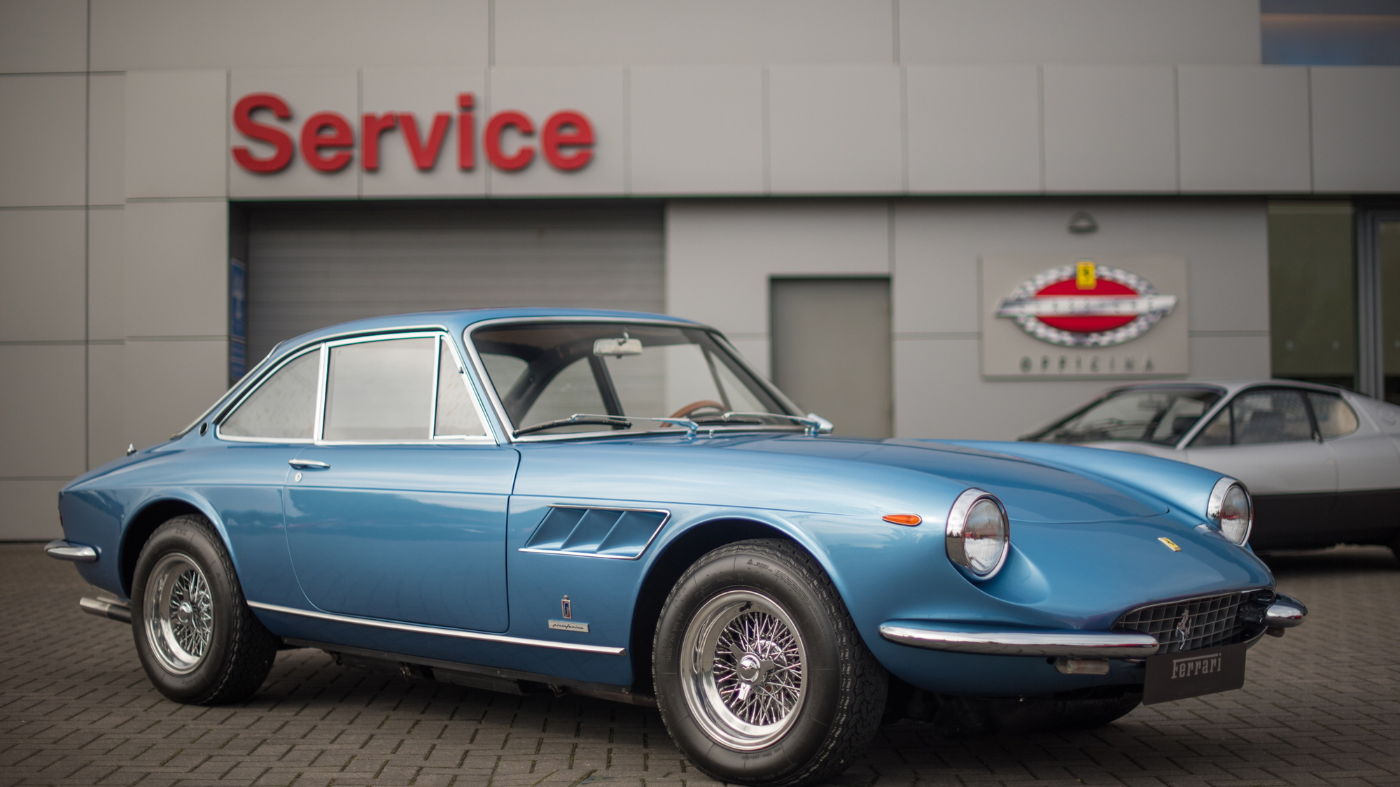 Ferrari Classiche Authorised Workshops