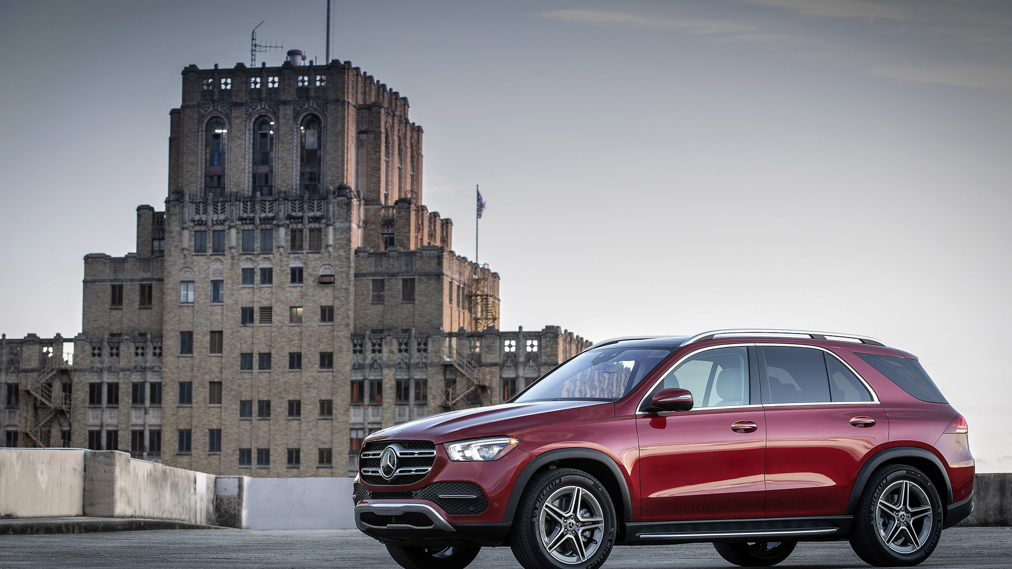 2020 Mercedes Benz Gle First Drive Review Outrunning Dinosaurs