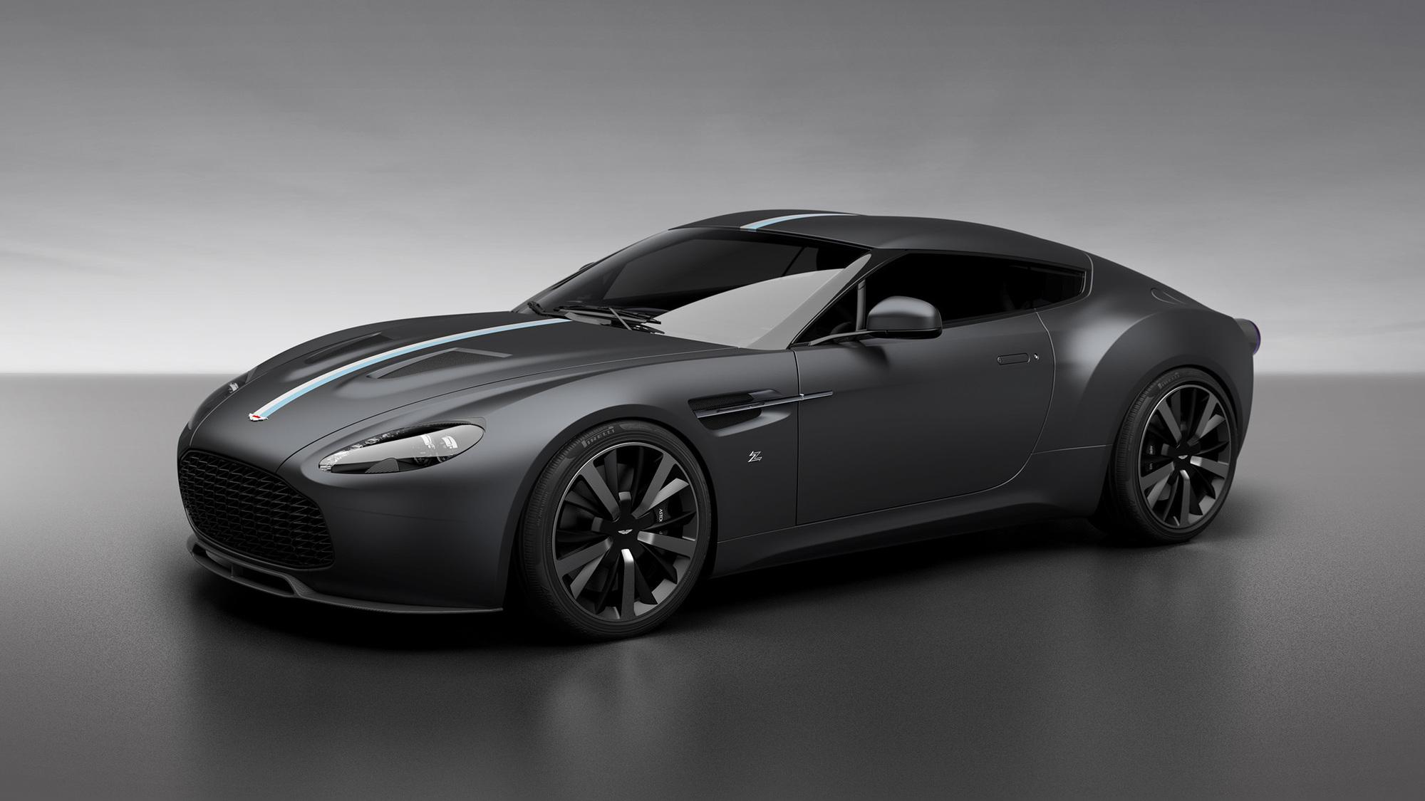 Aston Martin Vantage V12 Zagato by R-Reforged