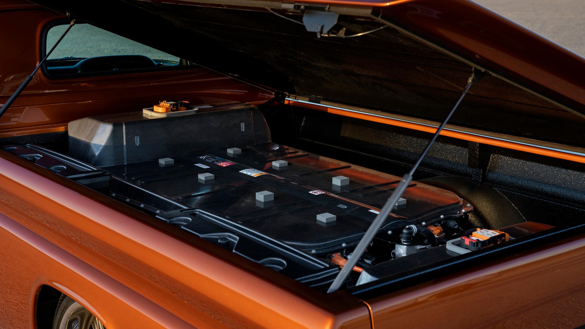 Chevrolets E-10 Concept