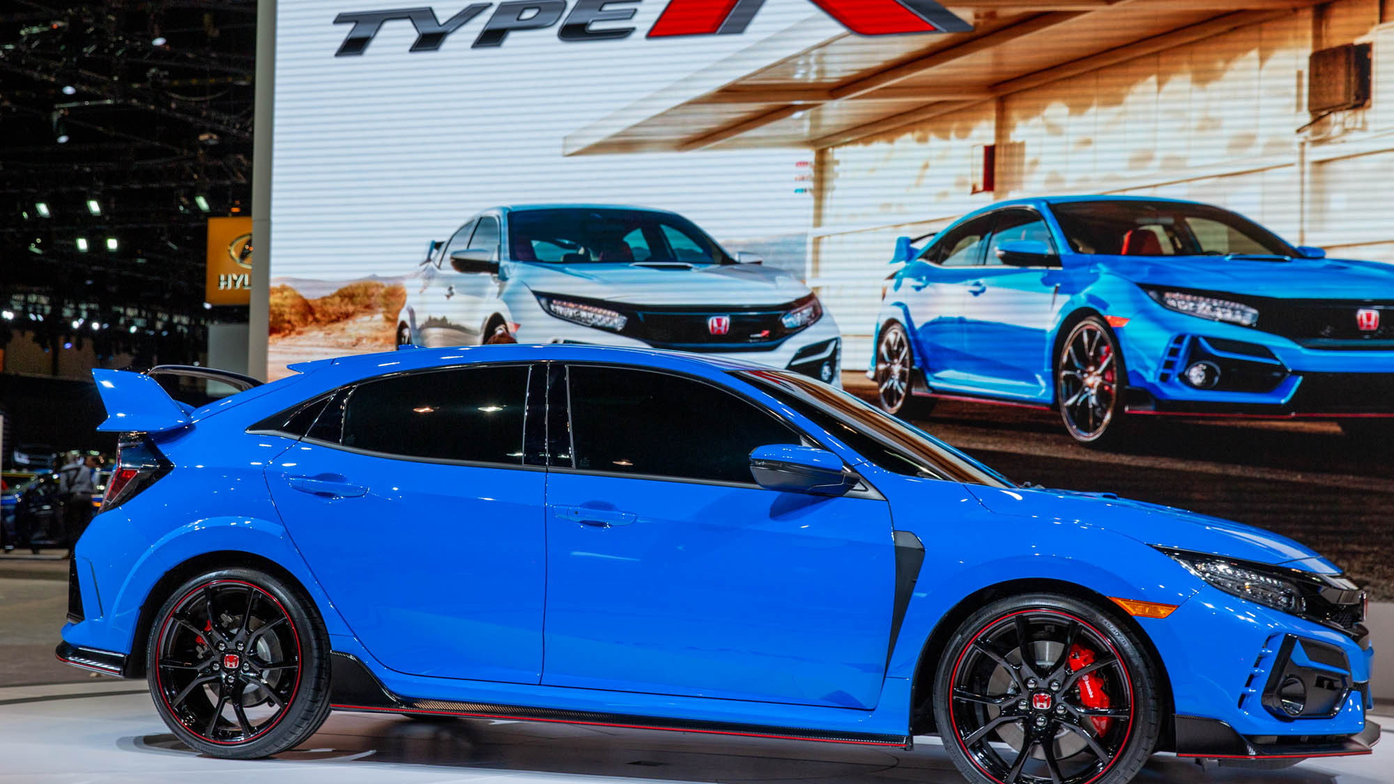 2020 Honda Civic Type R, 2020 Chicago Auto Show