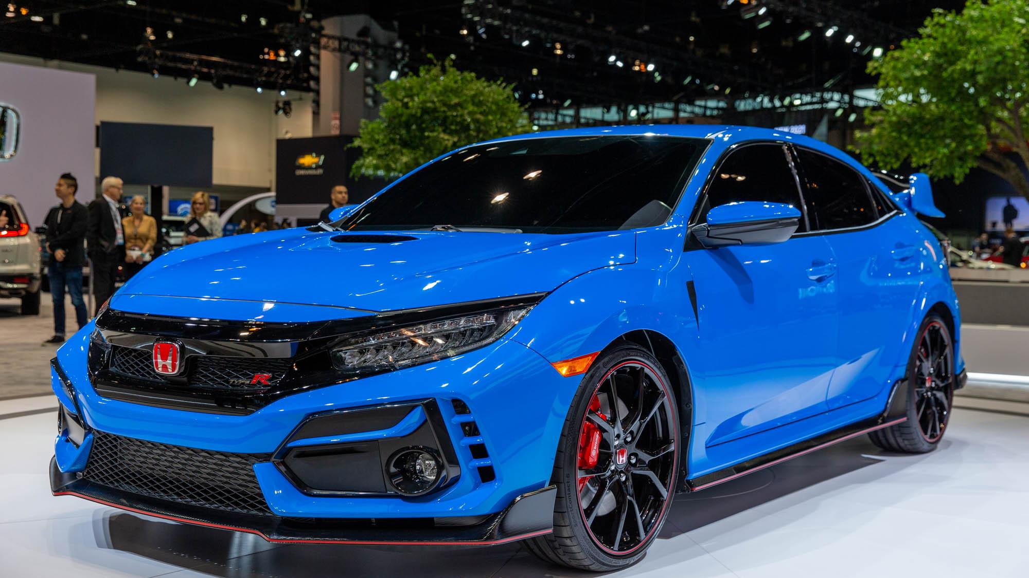2020 Honda Civic Type R, 2020 Chicago Auto Show