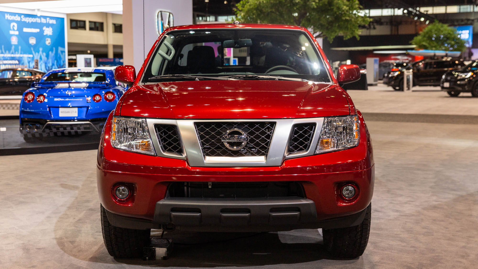 2020 Nissan Frontier, 2020 Chicago Auto Show
