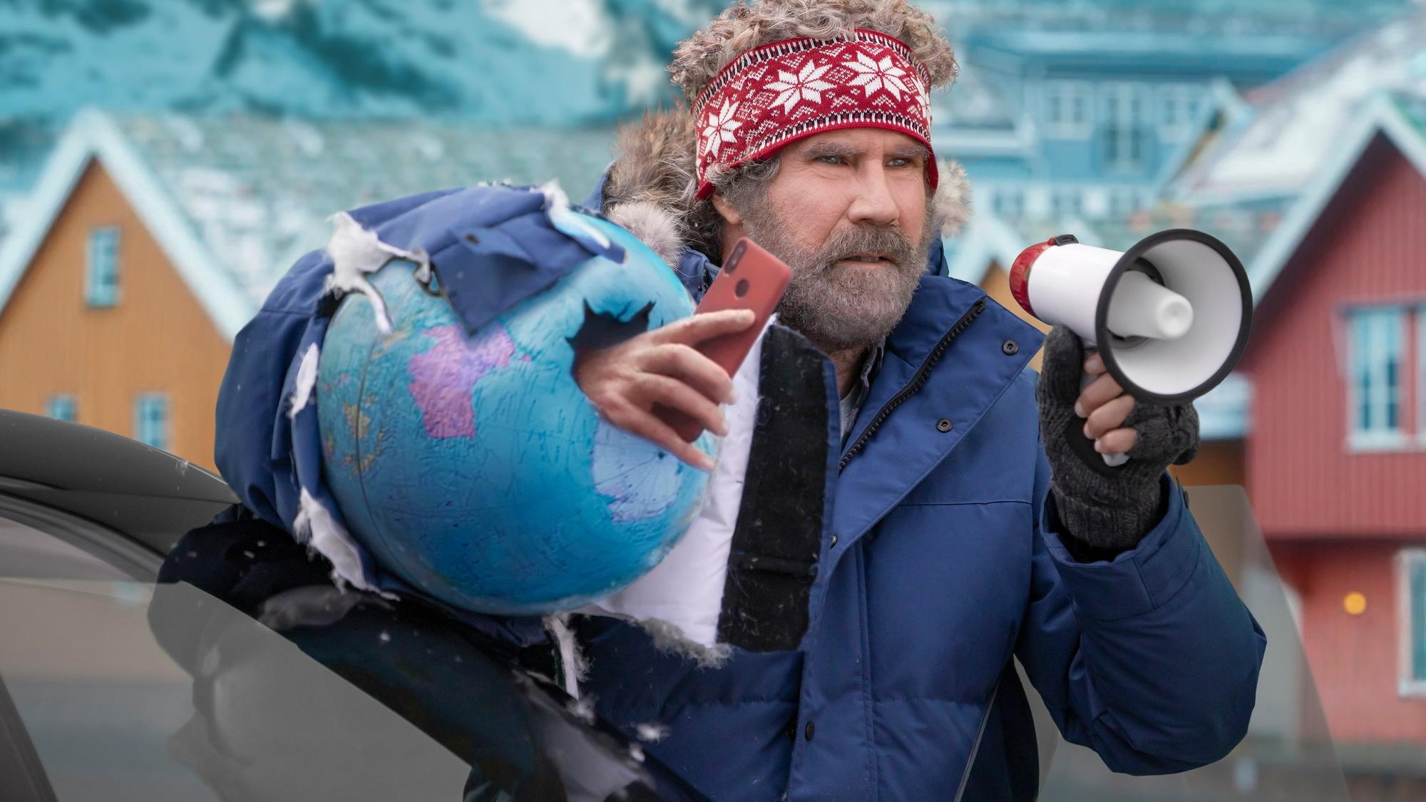 GM 2021 Super Bowl ad starring Will Ferrell