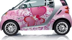 Smart Expressions Valentine's wraps