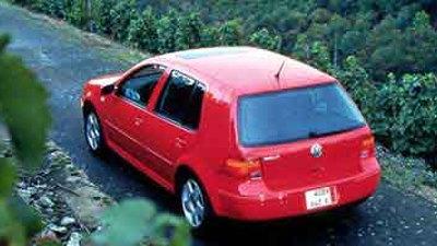 1999 Volkswagen New Golf GLS