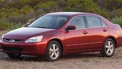 2003 Honda Accord Sdn EX