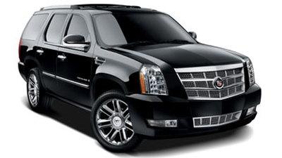 2009 Cadillac Escalade Platinum Edition