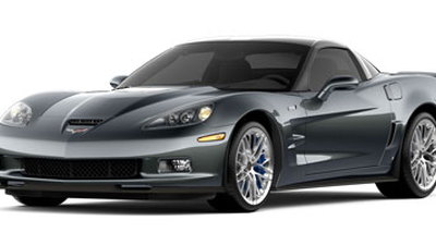 2009 Chevrolet Corvette ZR1 w/1ZR