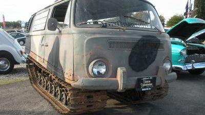 1945 Volkswagen Studebaker Wiesel