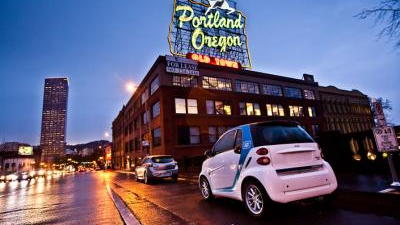 car2go - Portland, OR